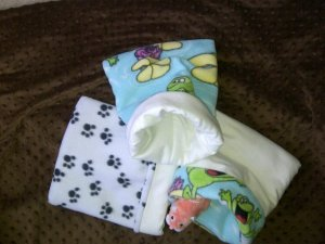 Sleep Sack Cozy Bag and Other Accessories